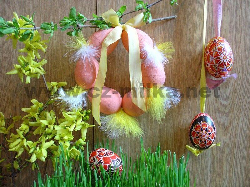 Název velikonoční věneček